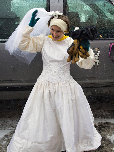 "IMG_2130  ""Runaway Bride"" Heather Hardy :)"