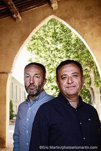 LES DOMAINES OTT. PORTRAIT DE CHRISTIAN ET JEAN-FRANCOIS OTT AU CLOS MIREILLE