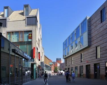 13 Links: Hanse Carré , Kresings Architekten, rechts: Cityprojekt Stubengasse 026A,  Fritzen + Müller-Giebeler Architekten BDA, 2009