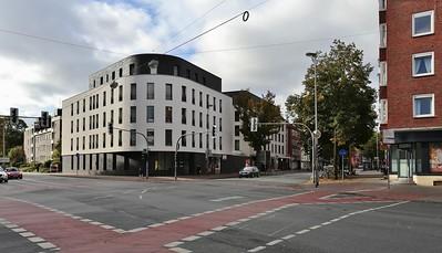 04 Wohn- und Geschäftshaus Warendorfer Str. / Hohenzollernring, Kötter Architekten, 2009