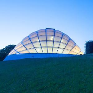 10 Gewächshäuser im Botanischen Garten | Greenhouses within the Botanic Garden Peter Holms Vej C. F. Møller Architects 1970 ∕ 2014
