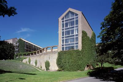 13 Universitätscampus | Aarhus University Campus Nordre Ringgade 1 Kay Fisker ⁄ C. F. Møller ⁄ Povl Stegmann, since 1933