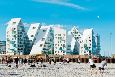 11 Eisberg, Wohnanlage | Iceberg, Housing Estate Bernhardt Jensens Boulevard ⁄ Jette Tikjøbs Plads CEBRA (Aarhus) ⁄ Julien de Smedt, Louis Paillard (Paris) ⁄ SeARCH (Amsterdam), 2013