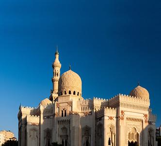 08 Abu al-Abbas al-Mursi Mosque. Mario Rossi, Eugenio Valziana, 1928–1944