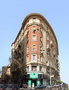 12 Fumaroli Apartment Building. E. Carnevale, 1929