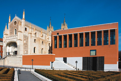 10 Expansion of the Museo del Prado, Rafael Moneo Vallés, 2000 – 2007