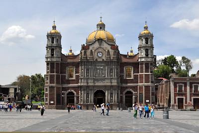 05 Old Basilica de Santa Maria de Guadalupe
