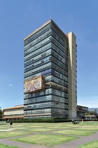 01 Edificio de la Torre de Rectoria