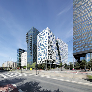 03 Deloitte Office Tower. Snøhetta, 2013