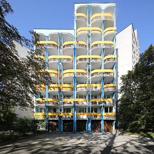 05 Przyjaźni Estate, Witold Molicki, 1976–1980