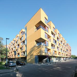 06 Corte Verona, Biuro Projektów Lewicki Łatak, 2010