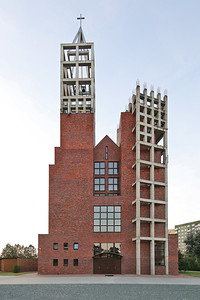 11 Christ the Saviour Church, Jadwiga Grabowska-Hawrylak, Edmund Frąckiewicz, 1996–2001