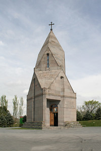 13 Yerablur, chapel |  Yerablur, Kapelle