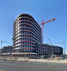 Stadtentwicklungsbehörde von Sauerbruch Hutton (2013, IBA-Projekt)