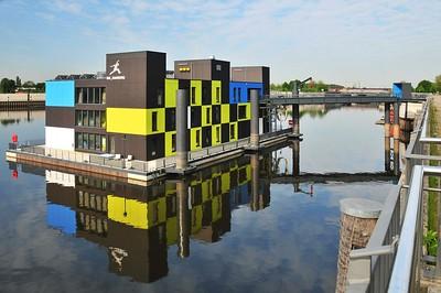 IBA Dock (seit 2010 Geschäftsstelle der IBA)