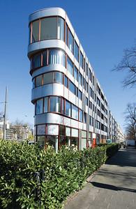 14 Tropenpunt, Mauritskade, Linnaeusstraat, Amsterdam