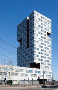 13 IJtoren,Oostelijke Handelskade, Amsterdam