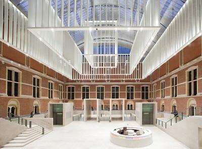 11 Rijksmuseum, Reichsmuseum, Amsterdam