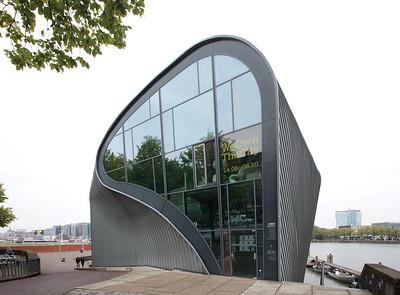 06 ARCAM, Architektur-Zentrum, Amsterdam