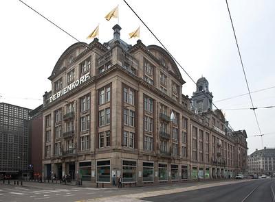 09 Bijenkorf, Amsterdam