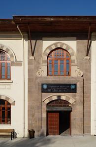 02 Gazi-und-Latife-Schulen, Architekt: Mukbil Kemal Taş ,1926.