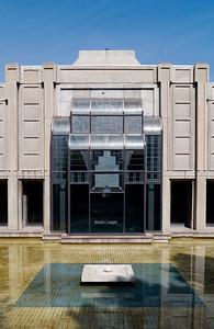 01 Moschee des Parlaments, Architekten: Behruz und Can Çinici, 1989.