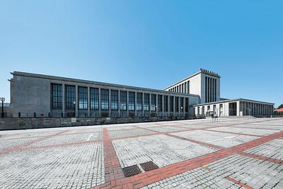 10 Ausstellungs-undEhrenhalle, Messe Berlin