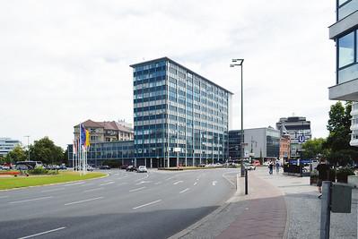 09 Technische Universität Berlin – Gebäude für Bergbau- und Hüttenwesen am Ernst-Reuter-Platz