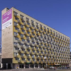Wohngebäude, GdyniaBild: Harald Gatermann