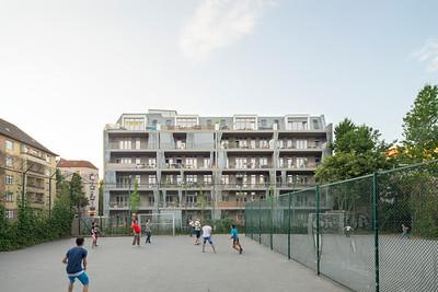 Praeger Richter ArchitektenAusbauhaus Neukölln, BerlinFotograf: Naumann Friedel Architekturfotografie