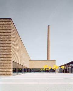 Reichel Schlaier ArchitektenBesucher- und Kundenzentrum Kärcher-Areal, WinnendenFotograf: Brigida González