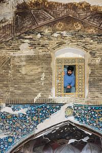02 Großer Basar von Teheran / Bazaar of Tehran - Bazar-e Bozorg.