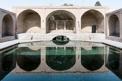07 Zisterne des Bagh-e Fin / Cistern of Bagh-e Fin,  Kashan