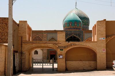08 Mausoleum Darb-e Imam - Maqbareh Darb-e Imam