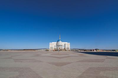 """Astana: Präsidentenresidenz """"Ak Orda"""" (2005)"""