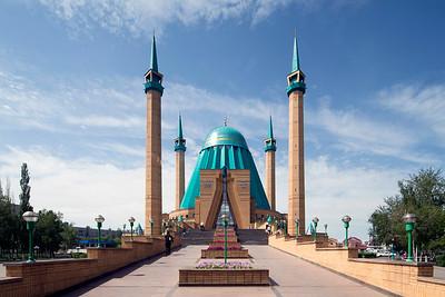 Pawlodar: Große Moschee