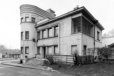 Haus von Jonas und Rožė Rinkevičius, 1935Abbildung: © Norbert Tukaj