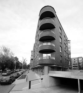 Wohnviertel Aušros namai, 2009Abbildung: © 4 plius