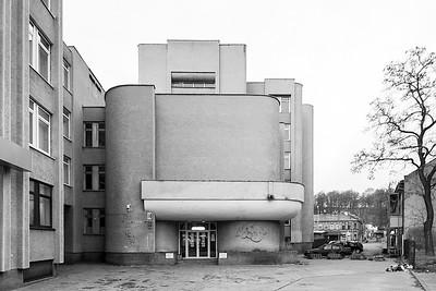 Zahnärztliche Poliklinik, 1982Abbildung: © Norbert Tukaj