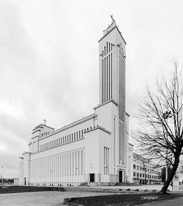 Auferstehungskirche, 1933-40Abbildung: © Norbert Tukaj