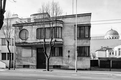 Haus von Aleksandra Iljinienė, 1933Abbildung: © Norbert Tukaj