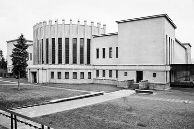 Vytautas-Magnus-Museum, 1936Abbildung: © Gintaras Cesonis