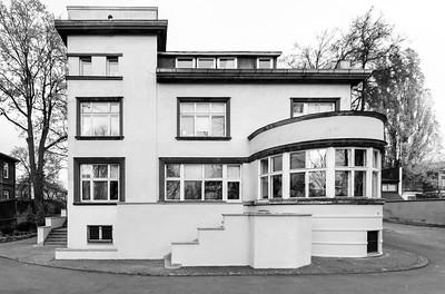 Villa von Juozas und Jadvyga Tūbelis, 1932Abbildung: © Norbert Tukaj