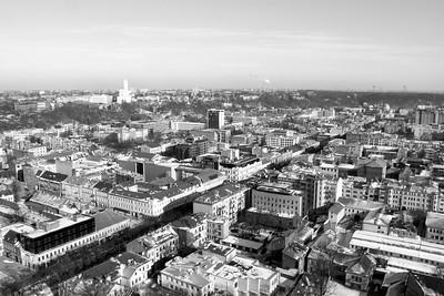 Luftbild KaunasAbbildung: © Aerofoto.lt