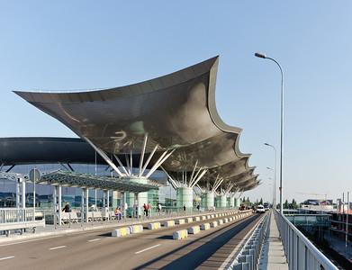 Flughafen Boryspil Terminal DFoto: © Oleksandr Burlaka