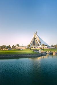 Der von Brian Johnson entworfene Dubai Creek Golf Club in DubaiDubai Creek Golf Club, designed by Brian Johnson(c) GAJ