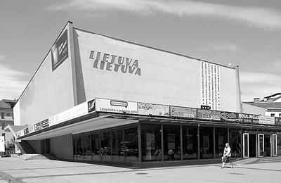 Kino LietuvaFoto © Giedrius Ilgūnas