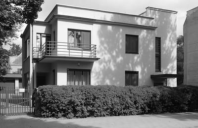 Wohnhaus von Janusz Zosztawt und Irena HerholdowaFoto © Raimondas Urbakavičius