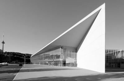 Pavillon des Messe- und Kongresszentrums LitexpoFoto © Raimondas Urbakavičius