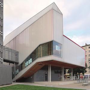 Ausstellungspavillon Bahnorama